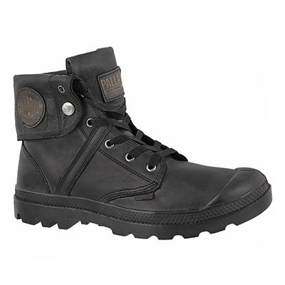 Mns Pallabrouse Baggy L2 blk ankle boot