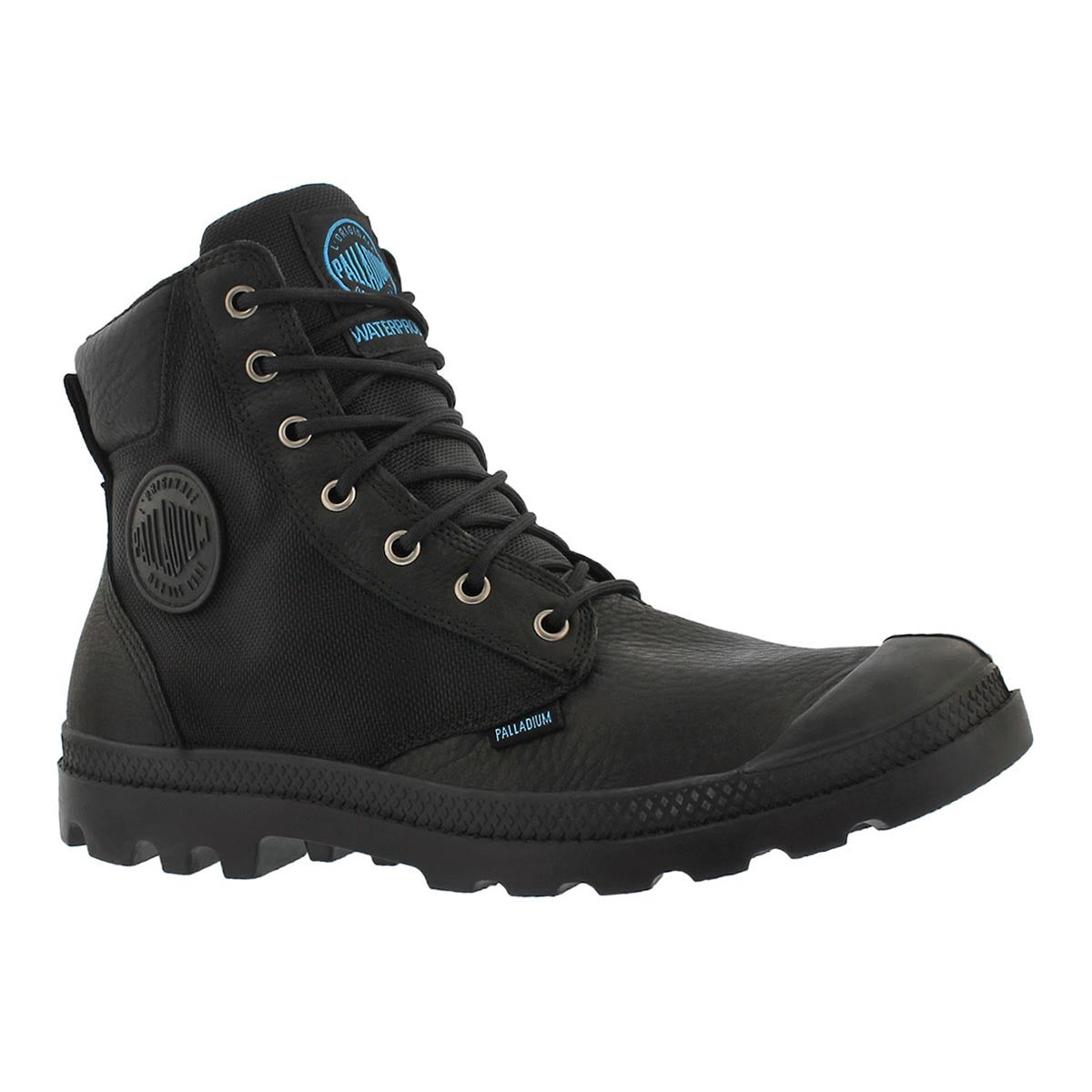 Men's PAMPA SPORT CUFF black waterproof boots