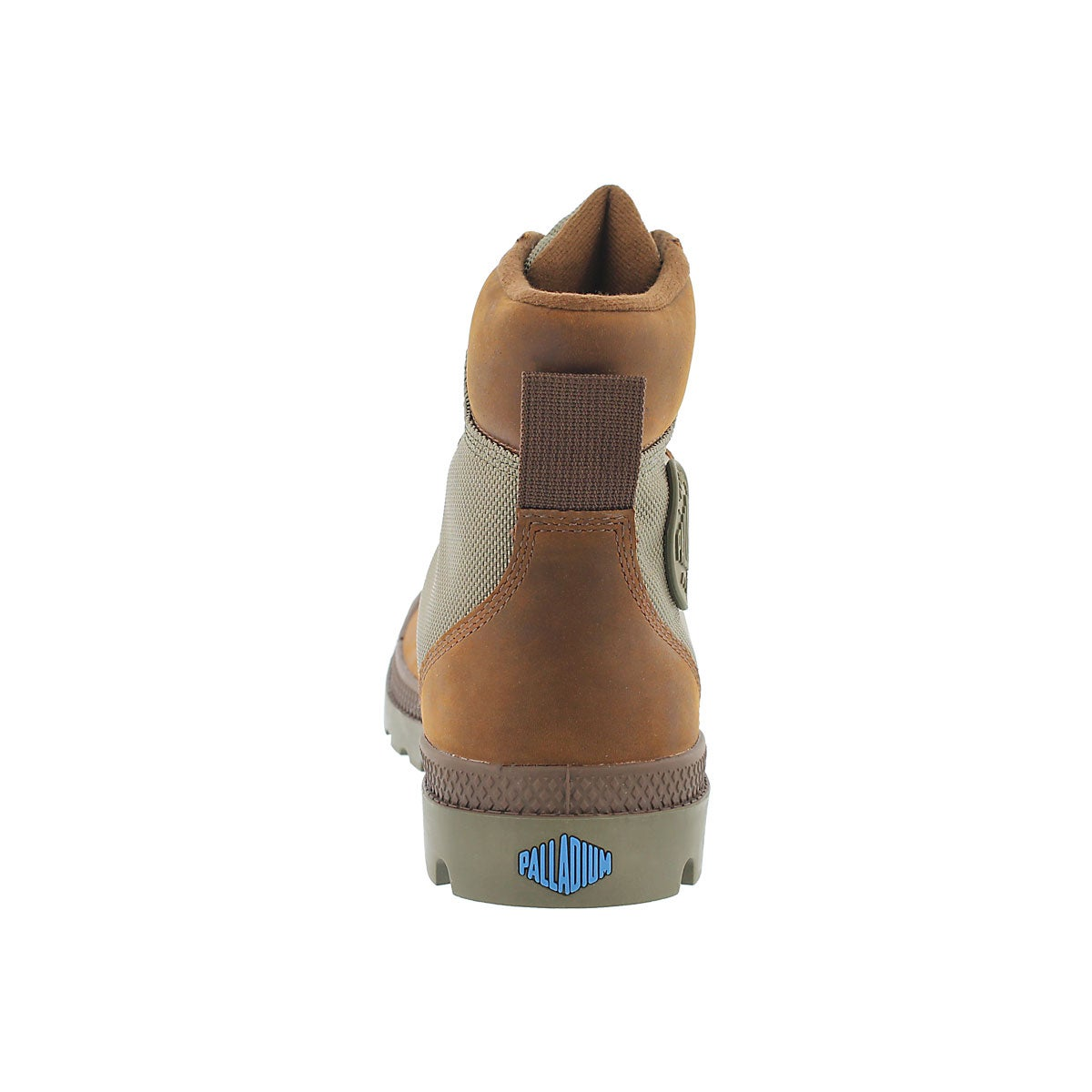 Mns Pampa Sport Cuff brown wtrprf boot