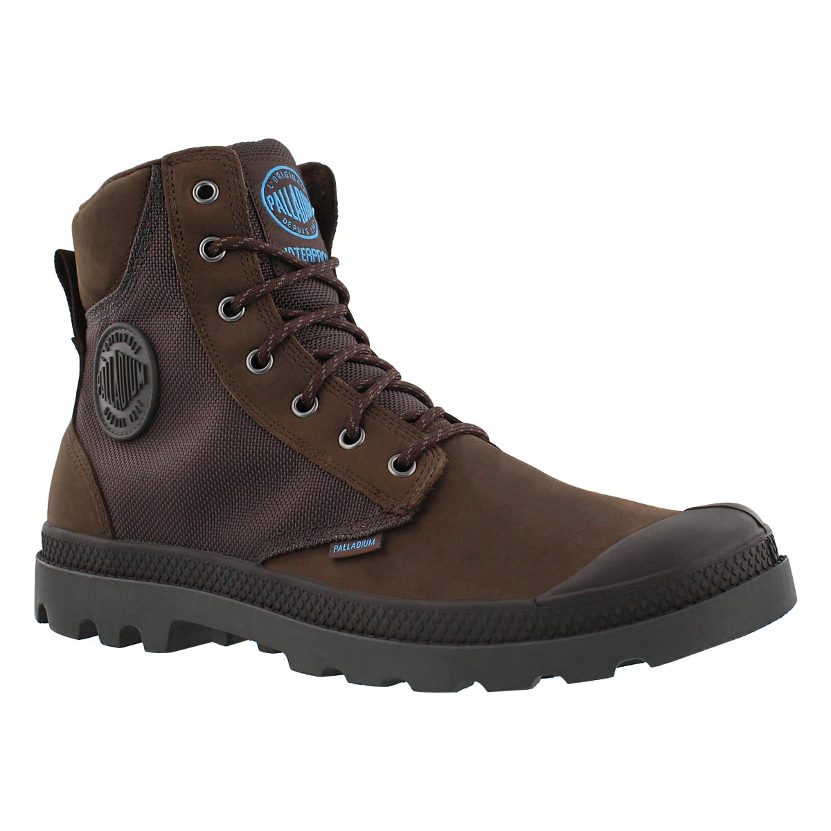 Men's PAMPA SPORT chocolate waterproof boots