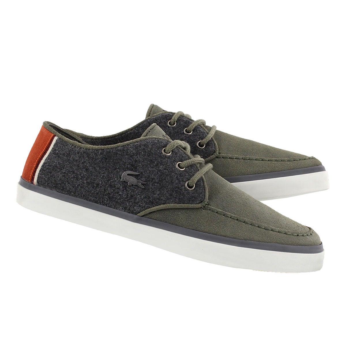 Mns Sevrin 316 3 khaki casual sneaker