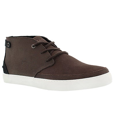 Mns Clavel M brown casual sneaker