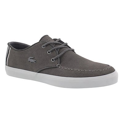 Mn Sevrin 316 grey casual oxford