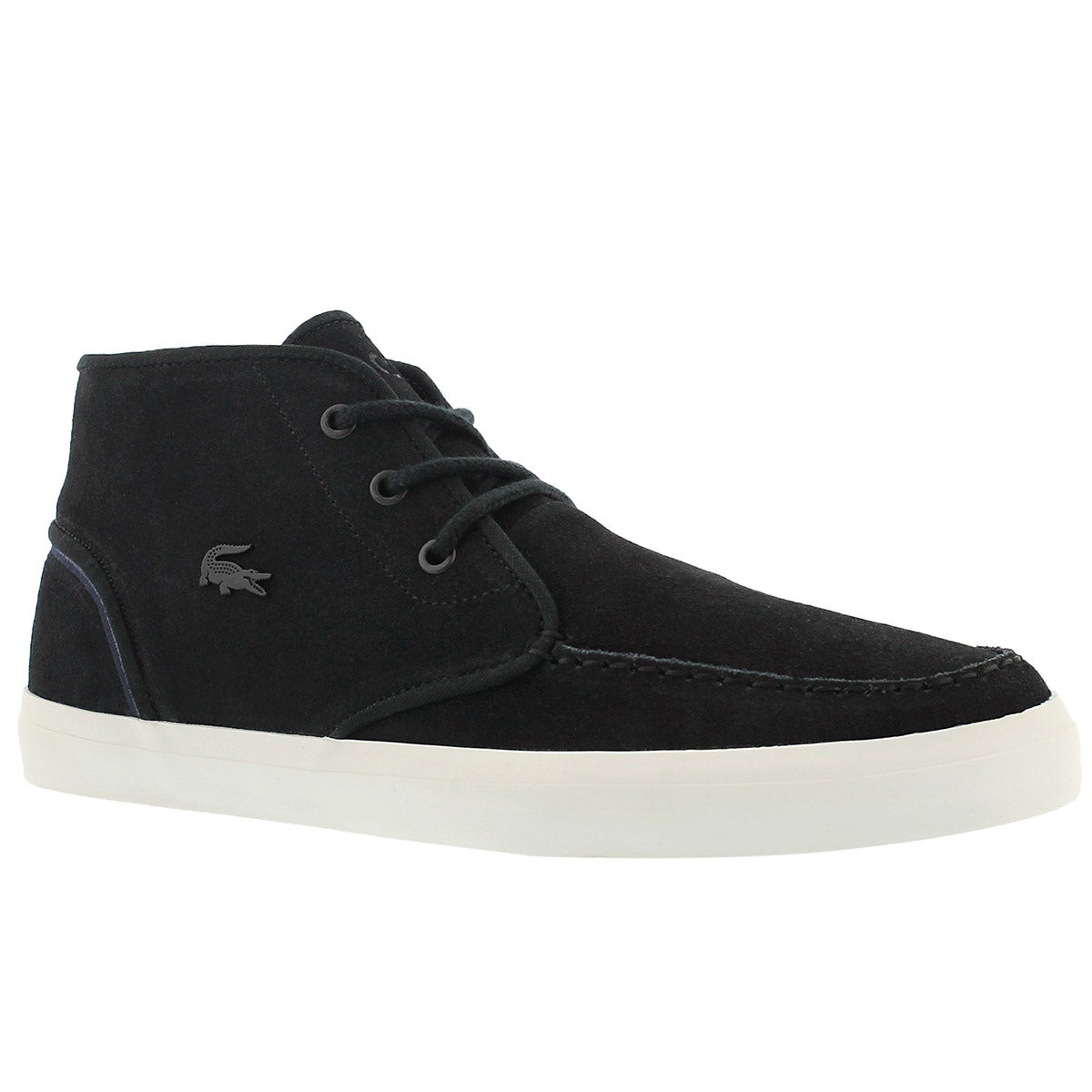 Mns Sevrin Mid black casual sneaker