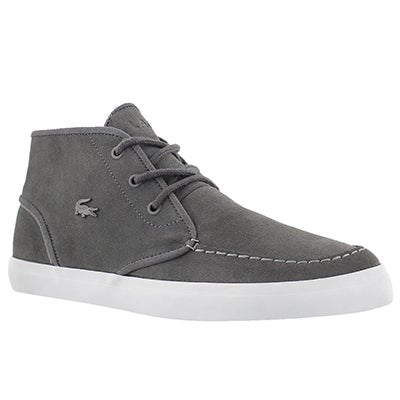 Mns Sevrin Mid grey casual sneaker