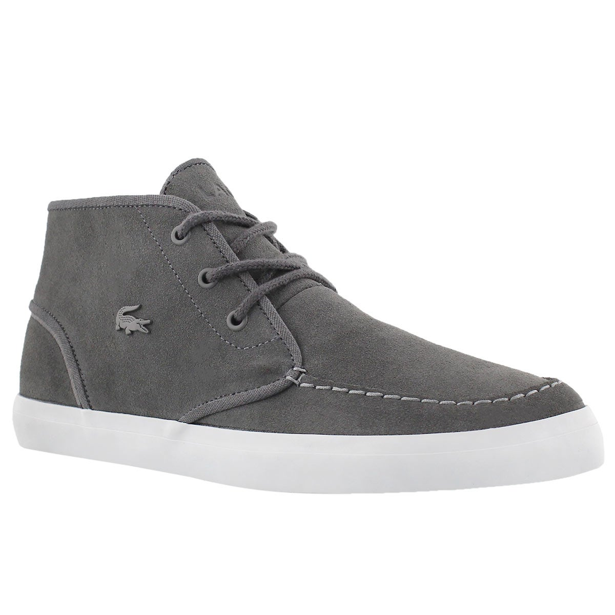 Men's SEVRIN MID grey casual sneakers