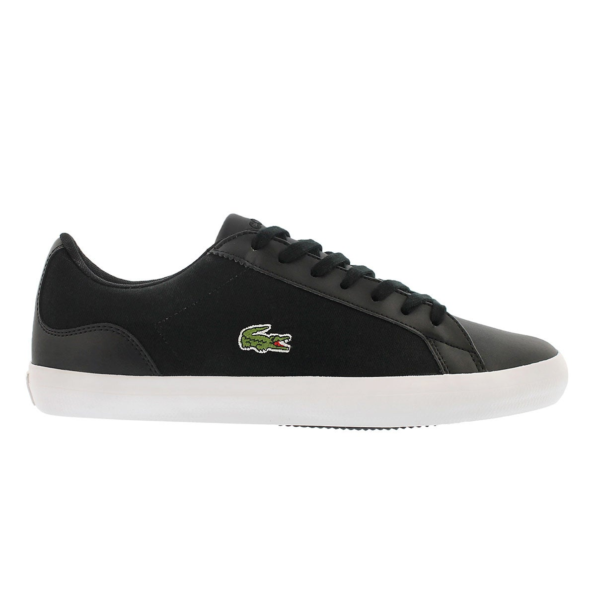 Mns Lerond 316 black lace up sneaker