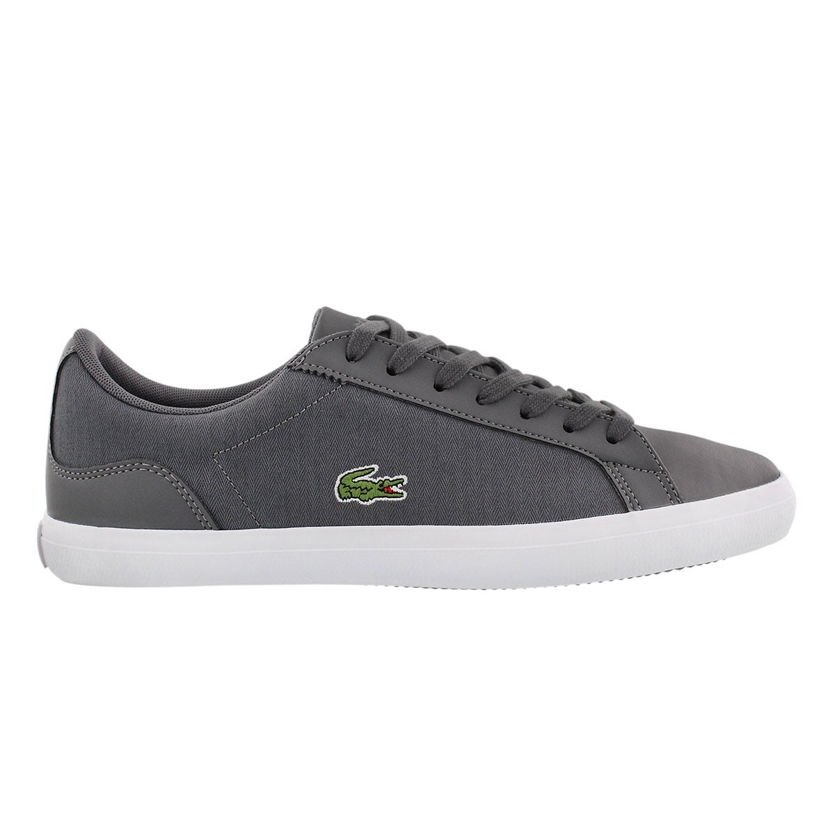 Mns Lerond 316 dk grey lace up sneaker