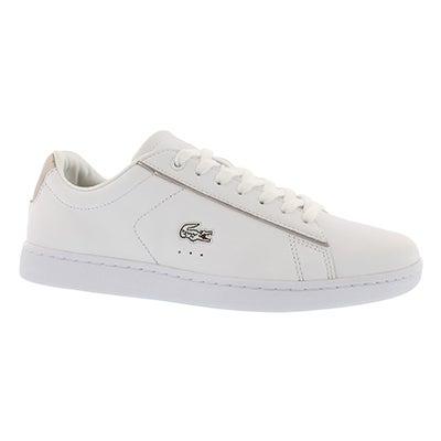 Lds CarnabyEVO 316 white fashion sneaker