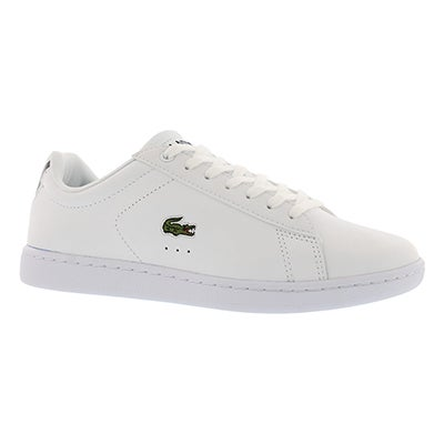 Lds Carnaby white fashion sneaker