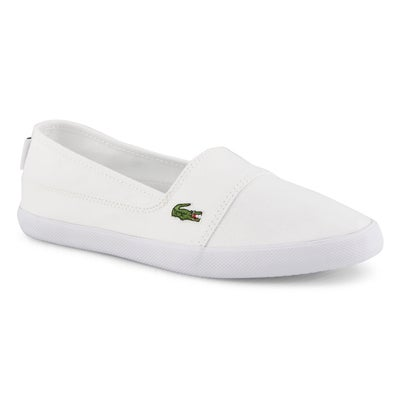 Lds Marice BL 2 white casual flat