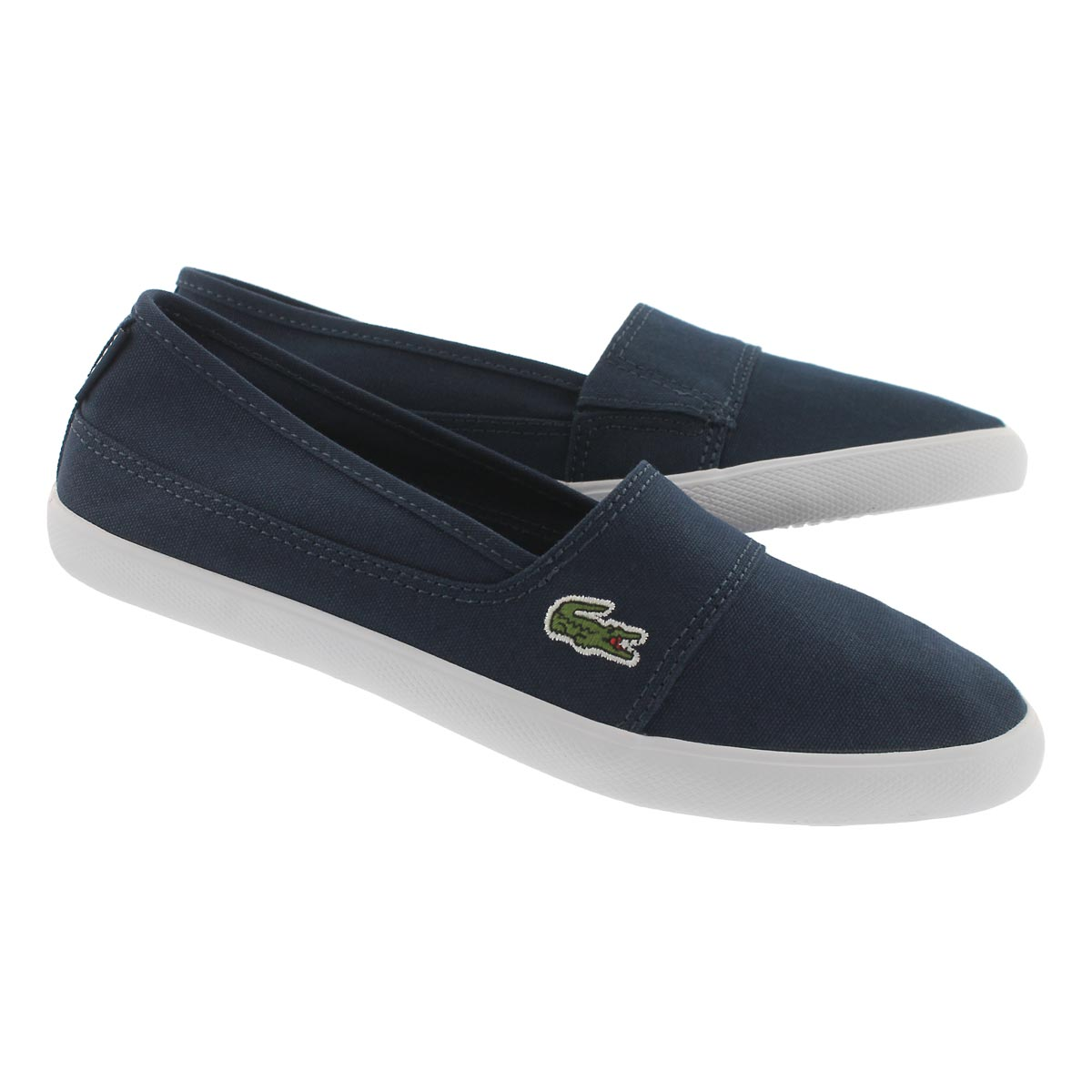 Lds Marice BL 2 navy casual flat