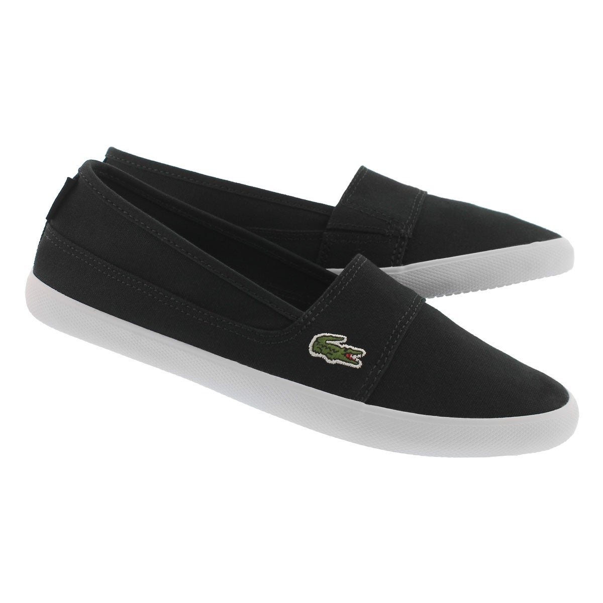 Lds Marice BL 2 black casual flat