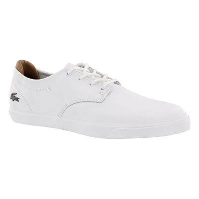 Mns Espere 117 white fashion sneaker