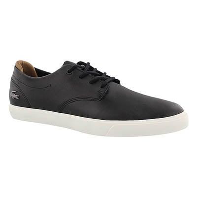 Mns Espere 117 blk/wht fashion sneaker