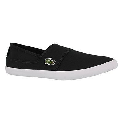 Mns Marice BL 2 black casual slip on