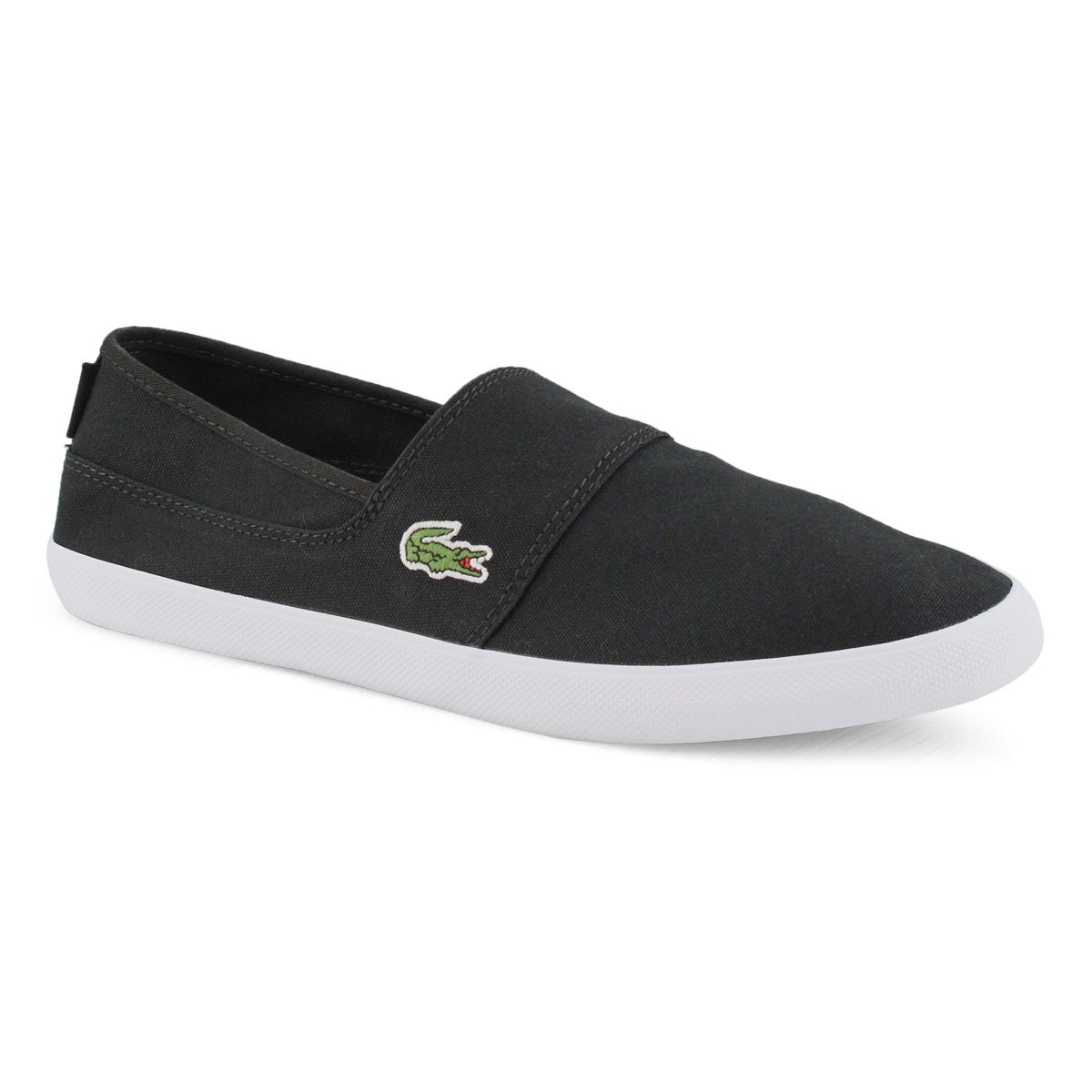 Men's MARICE BL 2 black casual slip ons