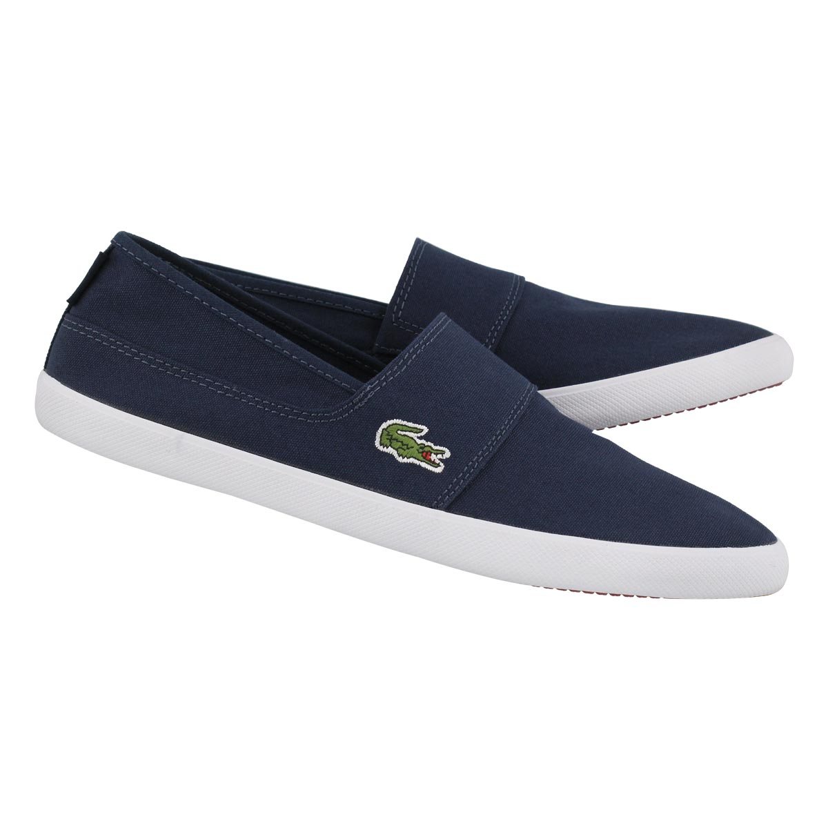 Mns Marice BL 2 dark blue casual slip on