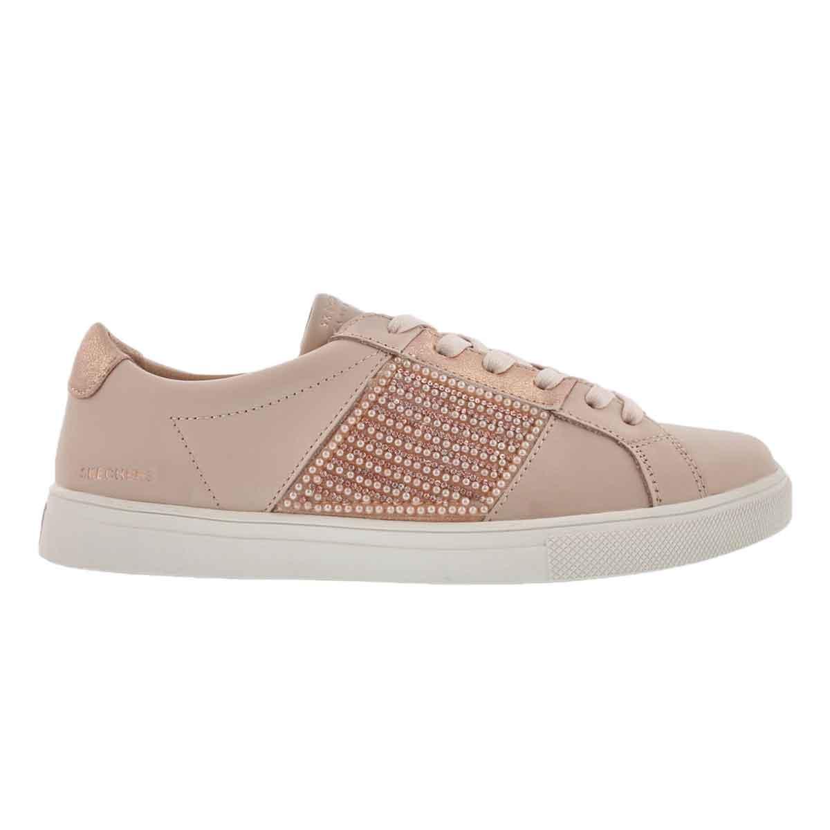 Lds Moda Bling Bandit lt pink sneaker