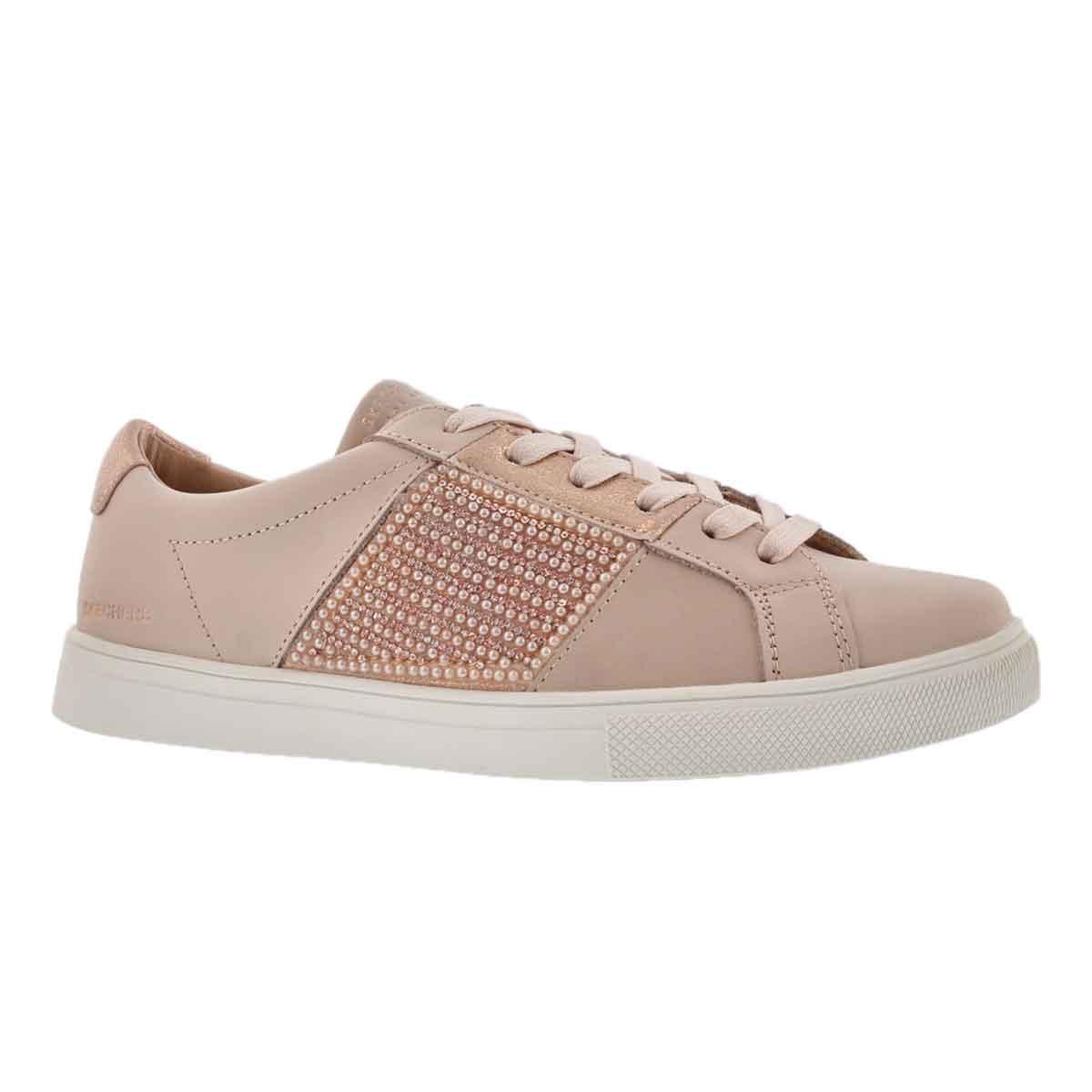 Women's MODA BLING BANDIT light pink sneakers