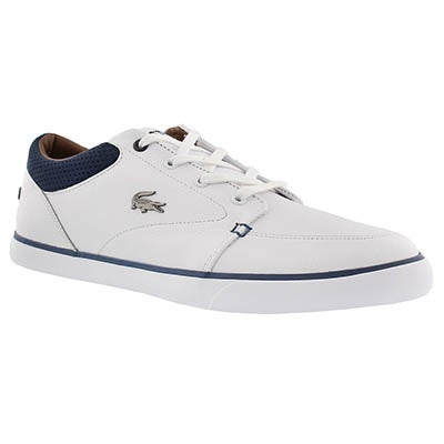 Mns Bayliss Vulc 317 white/blue sneaker