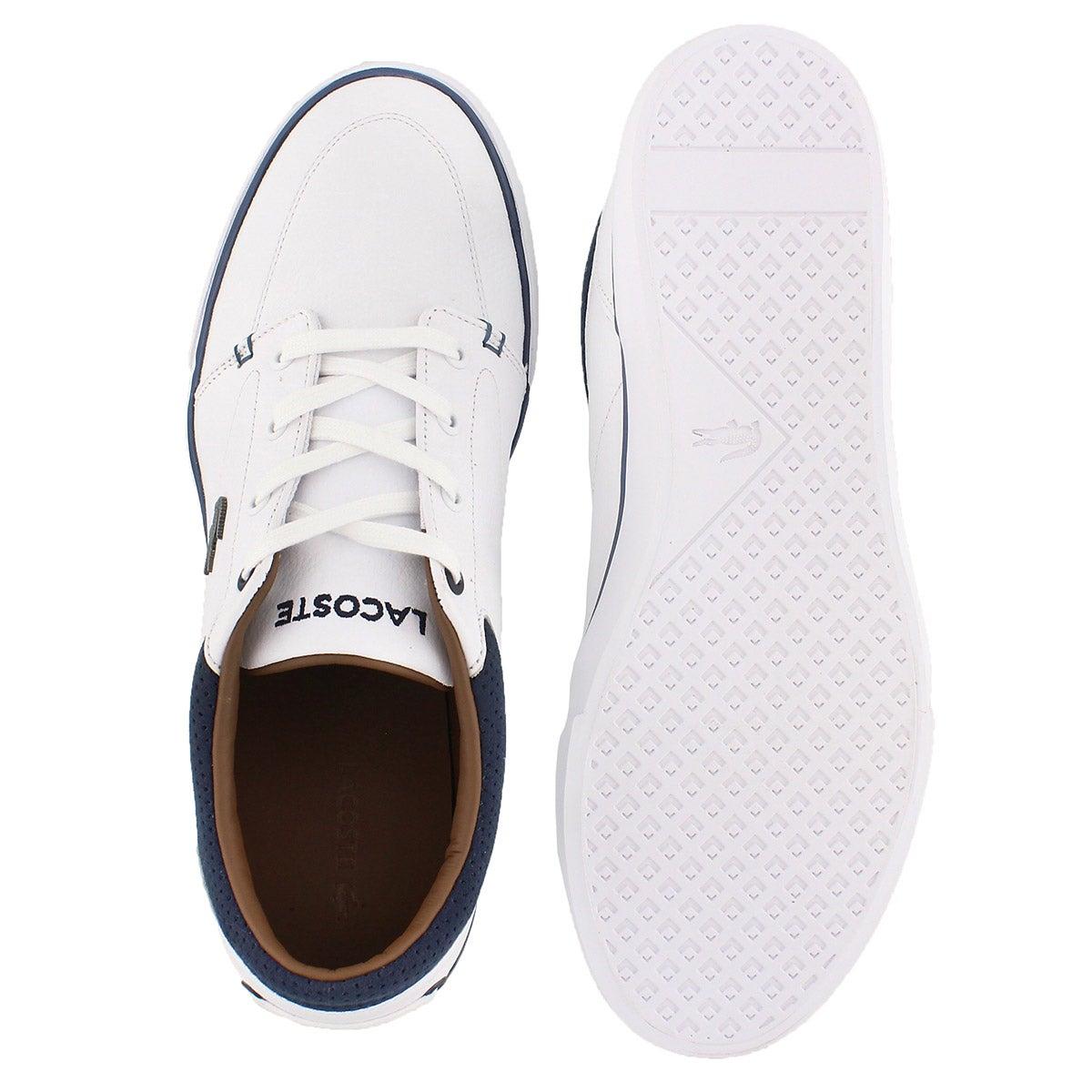 Mns Bayliss Vulc 317 white/blue sneaker