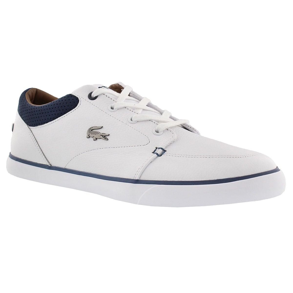 Men's BAYLISS VULC 317 white/blue sneakers