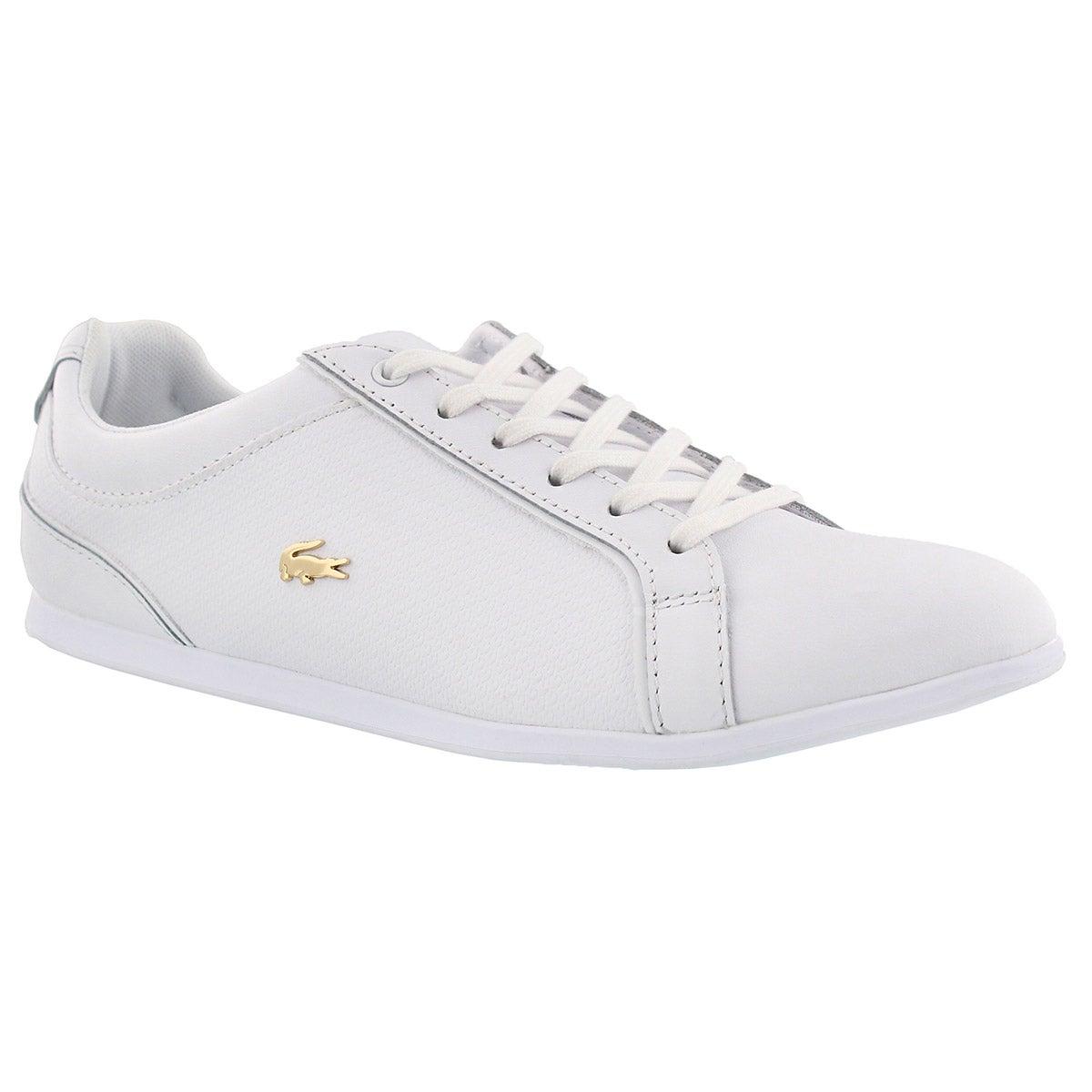 Women's REY LACE 317 white fashion sneakers