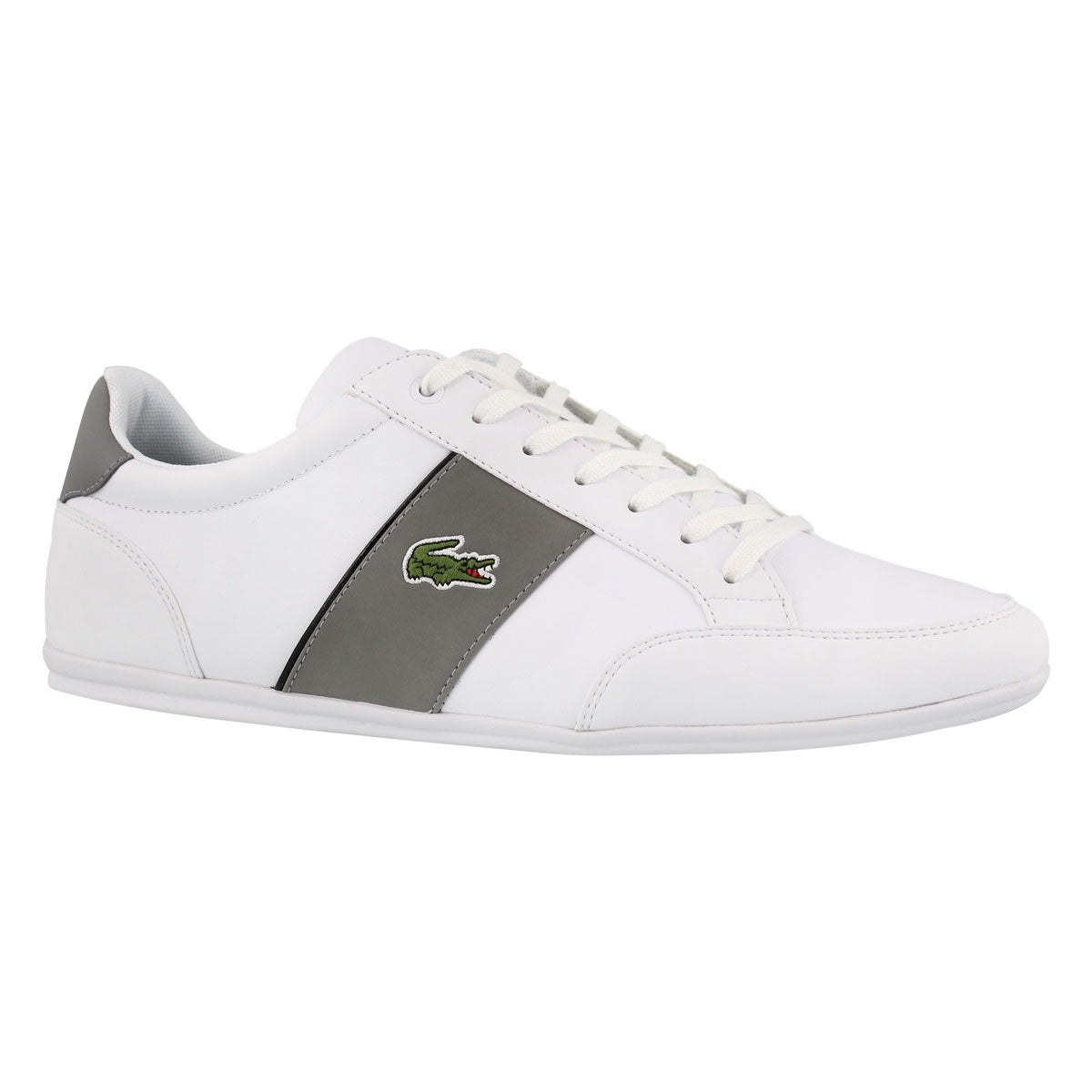 Men's NIVOLOR 118 1 P white/grey sneaker