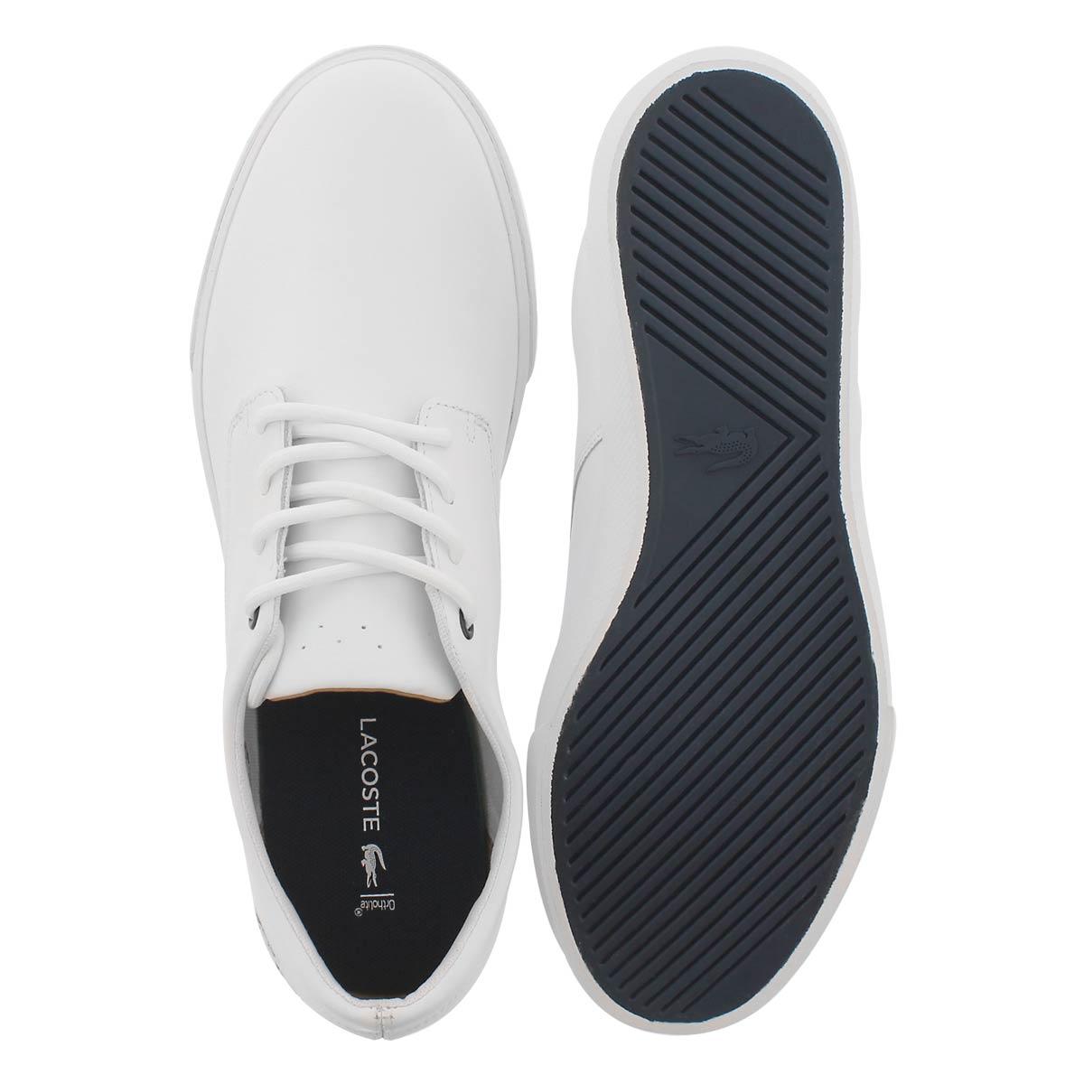 Mns Acitus 118 1 P wht/wht sneaker