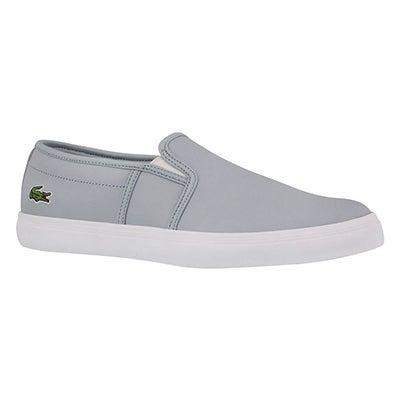 Lds Tatalya 118 1 2 P lt blu/wht loafer