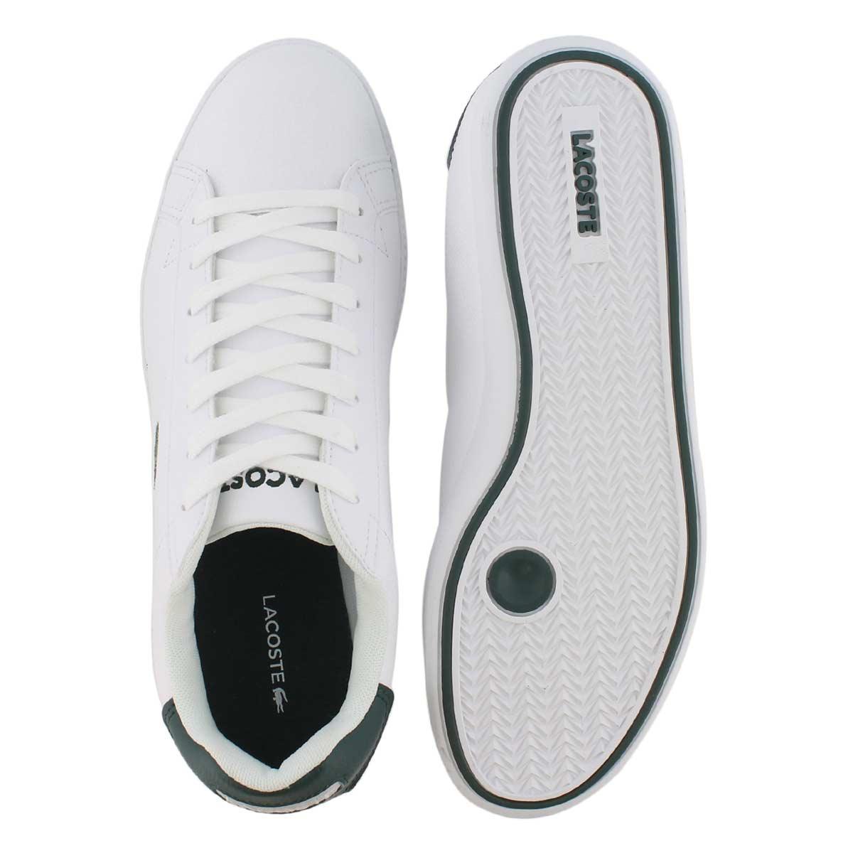 Mns Graduate LCR3 118 wht/dkgrn sneaker