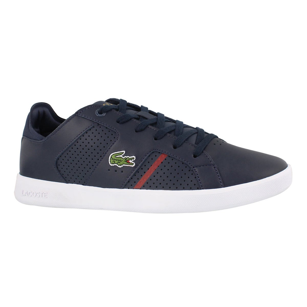 Men's NOVAS CT 118 1 navy/red sneaker