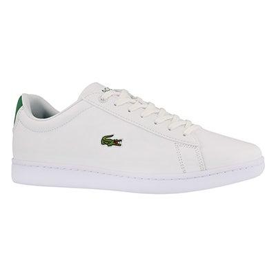 Mns Hydez 118 1 P wht/grn sneaker
