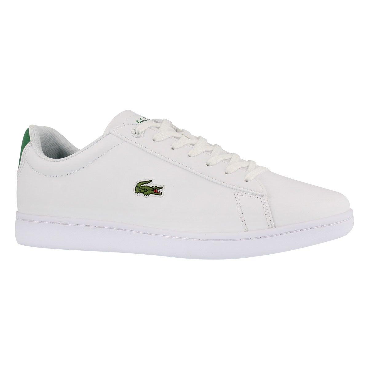 Men's HYDEZ 118 1 P white/green sneaker