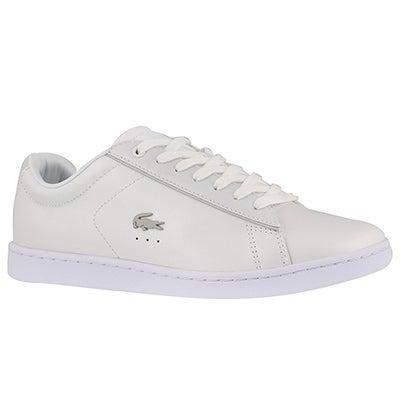 Lds Carnaby EVO 118 1 wht/lt gry sneaker