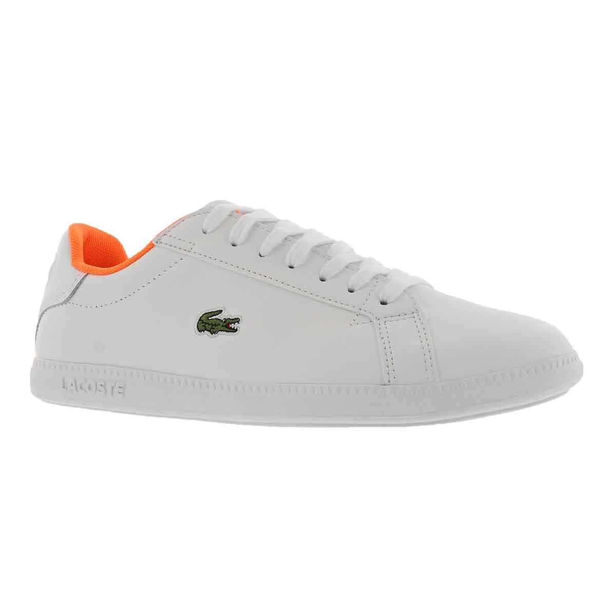 Women's GRADUATE 118 1 white/white sneaker