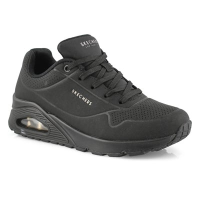 Lds Uno Stand On Air blk fashion sneaker