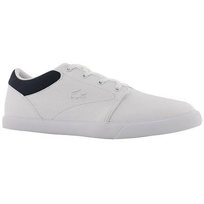Mns Minzah 318 wht/nvy fashion sneaker
