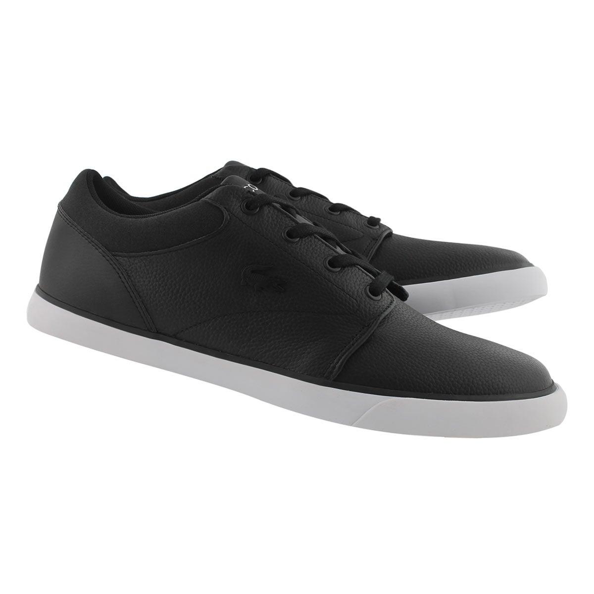 Mns Minzah 318 blk/wht fashion sneaker