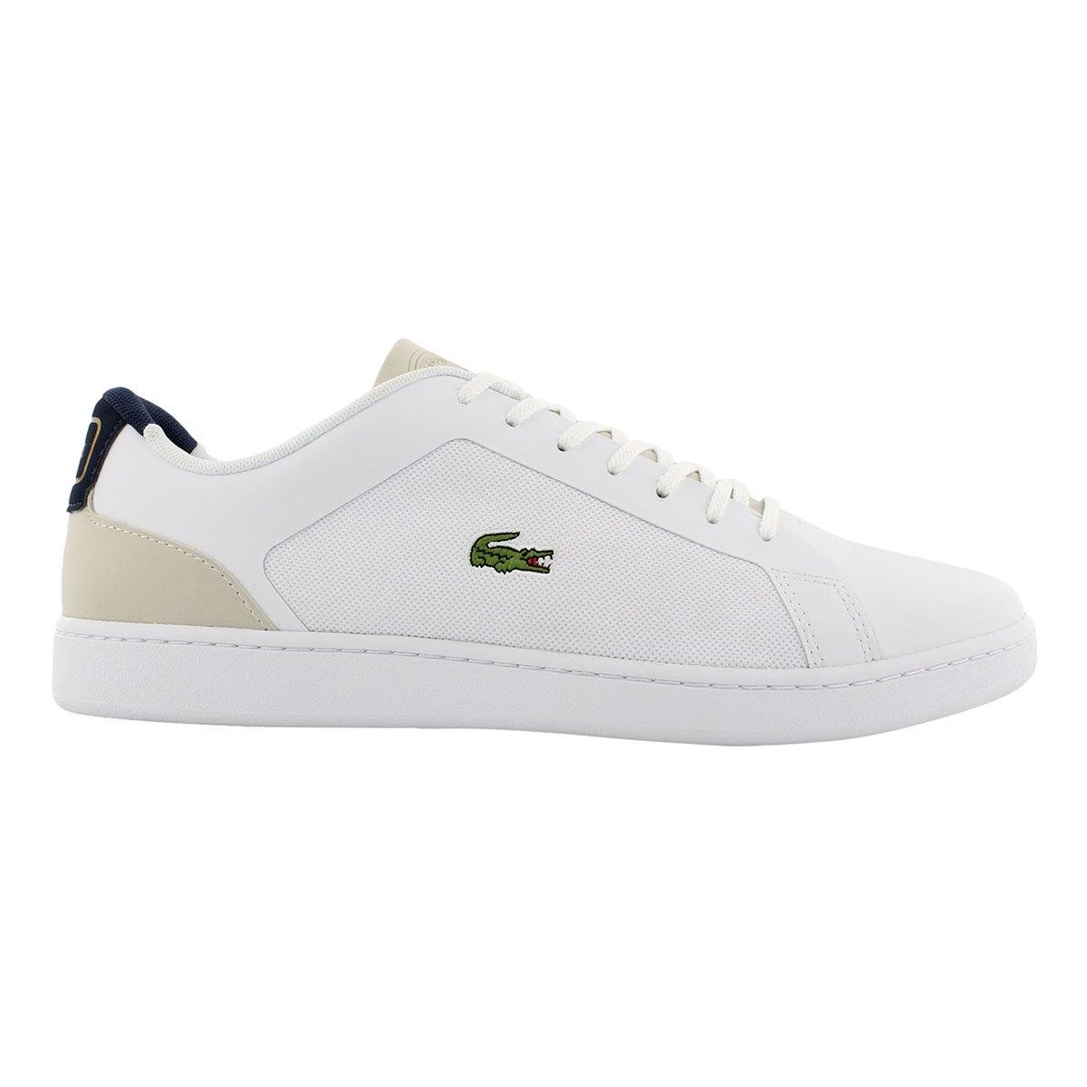 Mns Endliner 318 white/navy sneaker