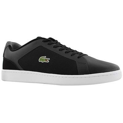 Mns Endliner 318 black/dark grey sneaker