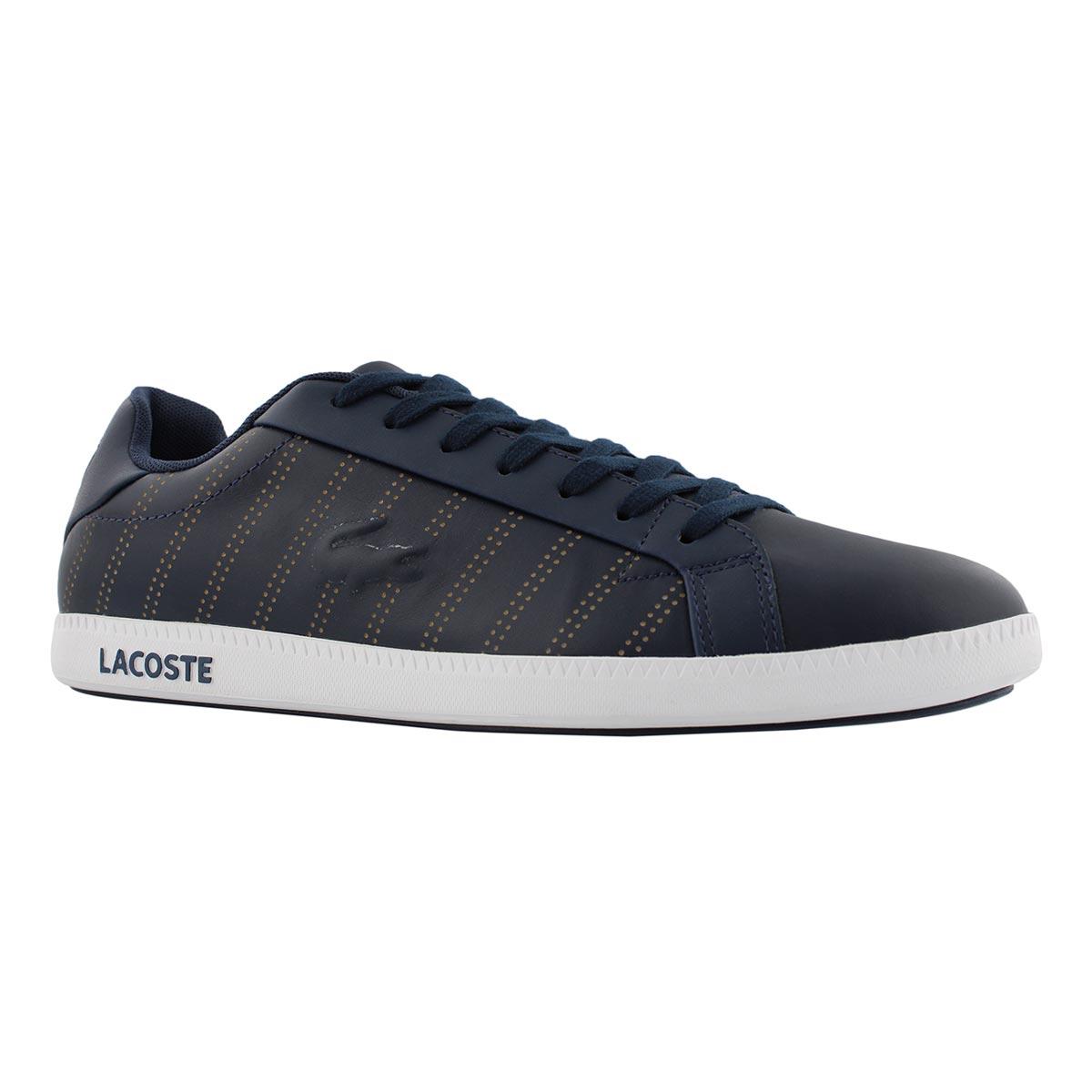 Men's GRADUATE 318 1 navy/white sneaker