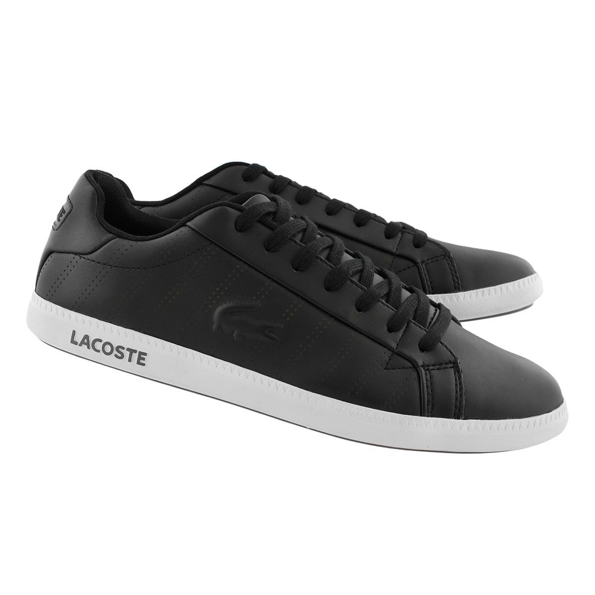 Mns Graduate 318 1 blk/gry sneaker
