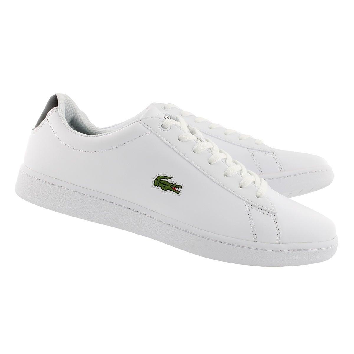 Mns Hydez 318 1 P wht/blk sneaker