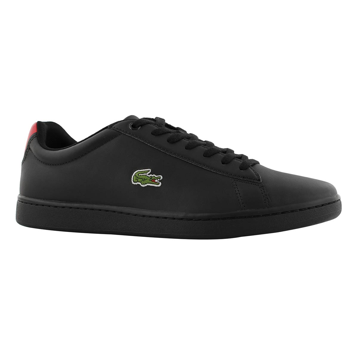 Mns Hydez 318 1 P blk/red sneaker