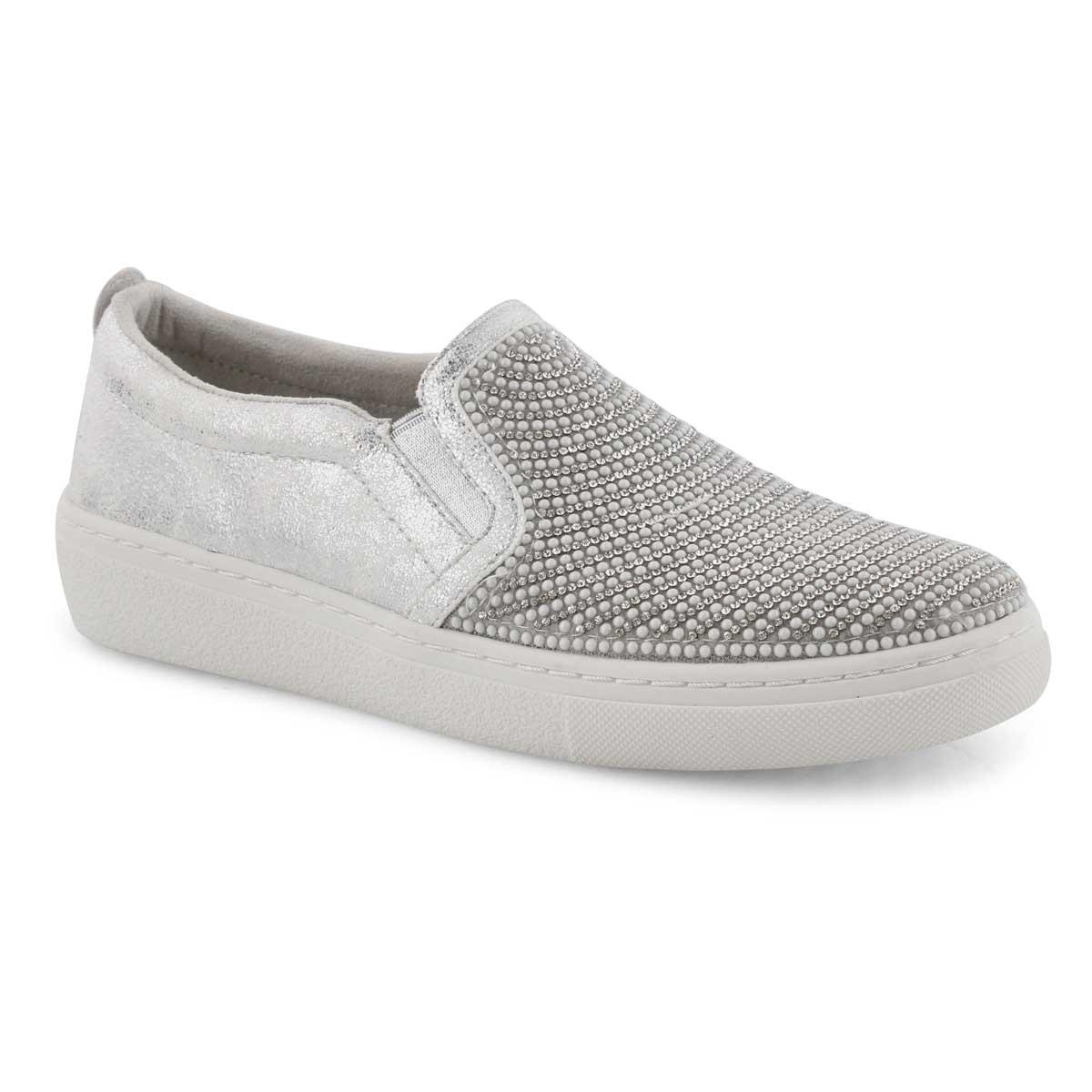 skechers women's slip on sneakers
