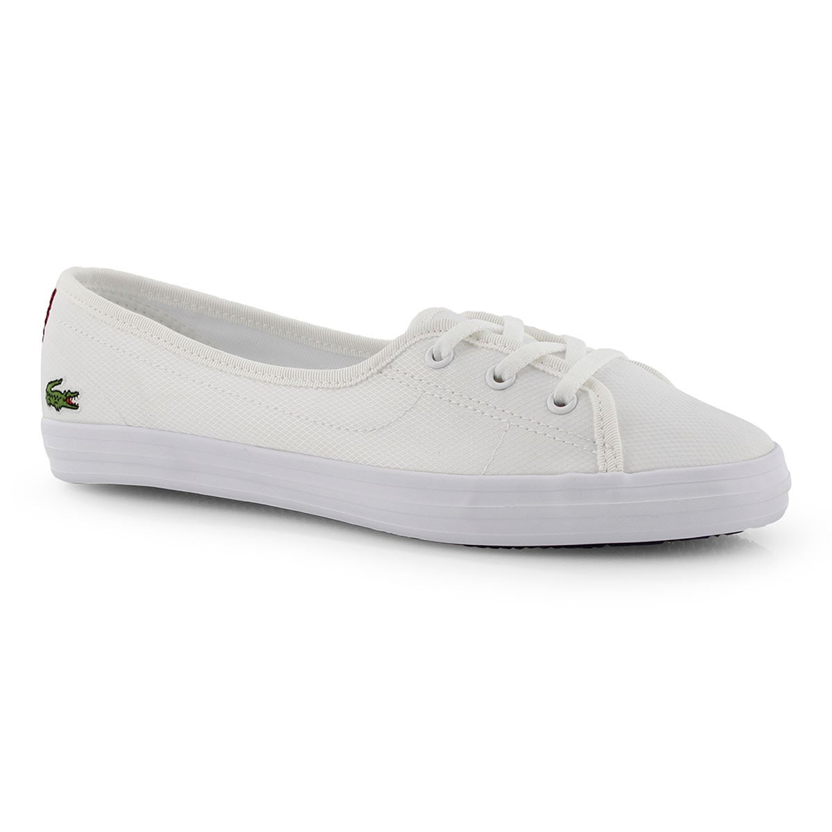 photos officielles 7425c 19f70 Women's ZIANE CHUNKY 119 2 white slip ons
