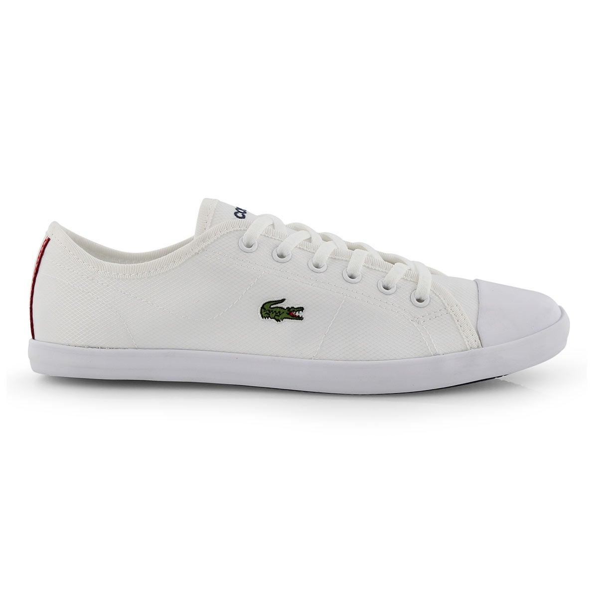 Lds Ziane Sneaker119 1 wht/wht lace up