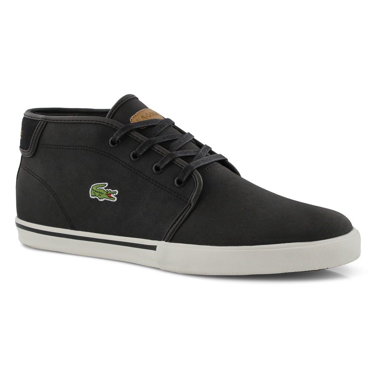 Mns Ampthill 119 1 blk/brn mid sneaker